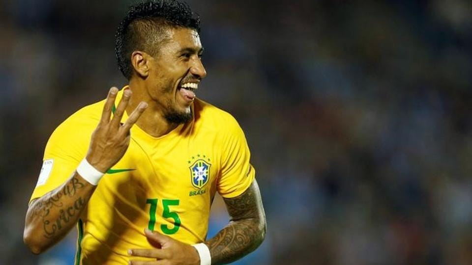 Paulinho is currently playing for Chinese Super League side
