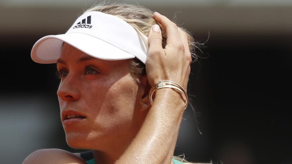 Germany's Angelique Kerber is currently the world No.1 tennis player.