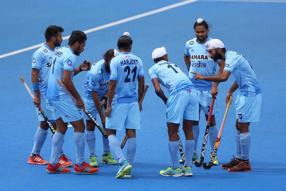 Hockey World League Semi-final,India hockey team,Hockey
