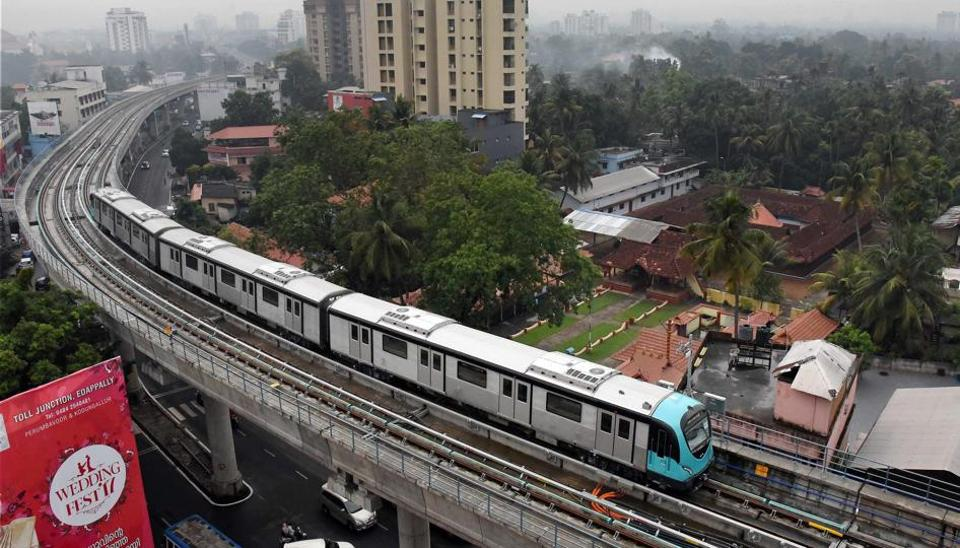 The Kochi Metro was the latest addition to the growing network of Metro trains in the country. But Pune Metro is still at snail's pace?