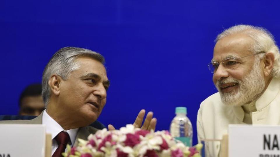 NDA,Narendra Modi,TS Thakur