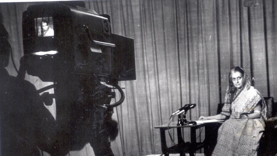 Prime Minister Indira Gandhi  (File Photo)