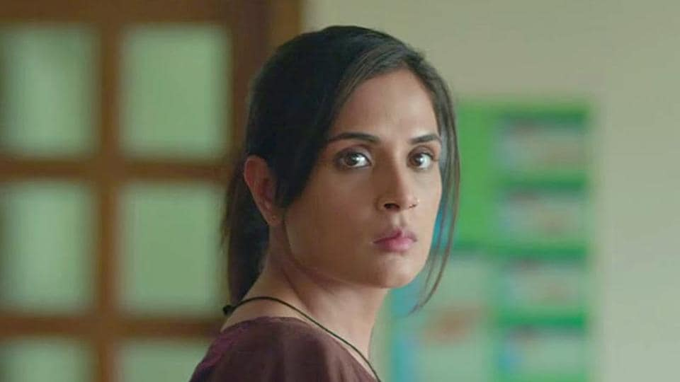 Richa Chadha has carved a niche for herself through films like Masaan and Gangs Of Wasseypur.