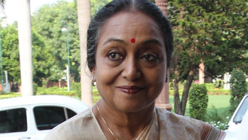 Presidential Polls,Meira Kumar,Congress