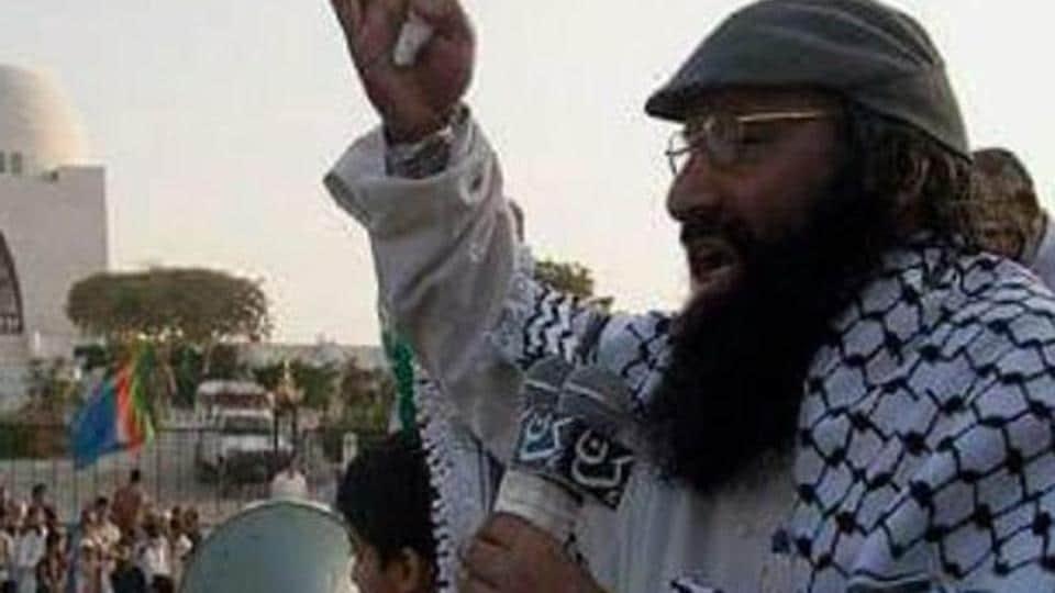 Syed Salahuddin is the head of the Kashmiri militant group, Hizbul Mujahideen