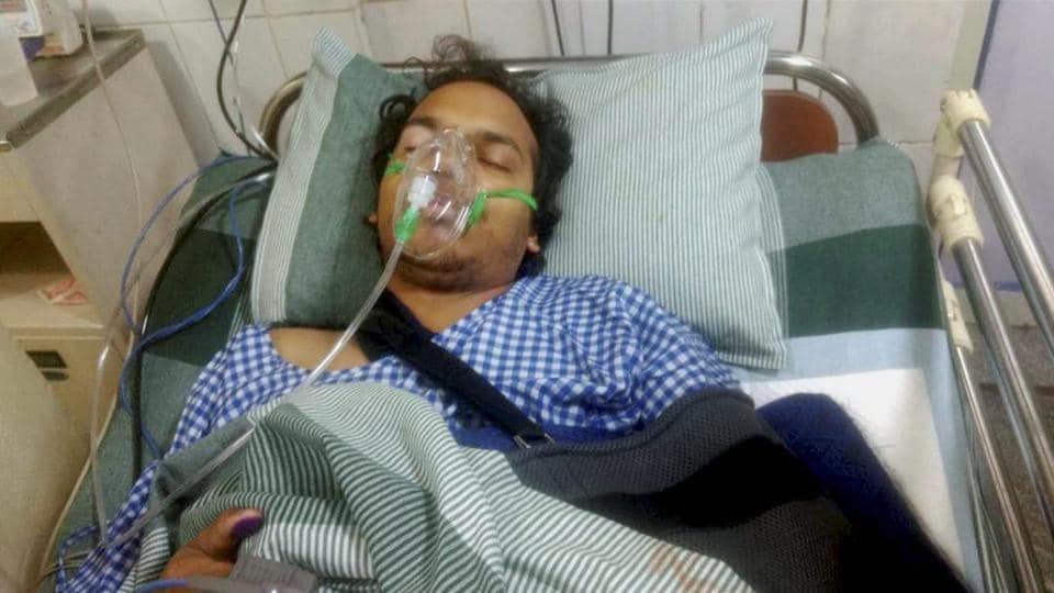 Crocodile,Bengaluru techie,Techie attacked