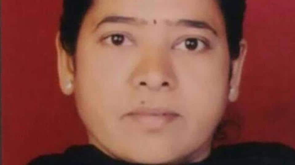 Manjula Shetye, the convict who was allegedly assaulted.