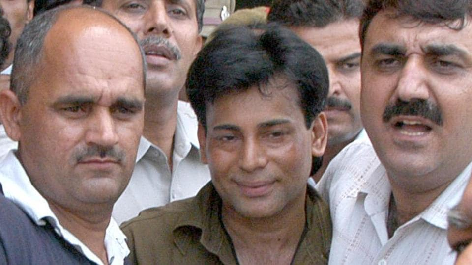 Abu Salem, one of the convicts.