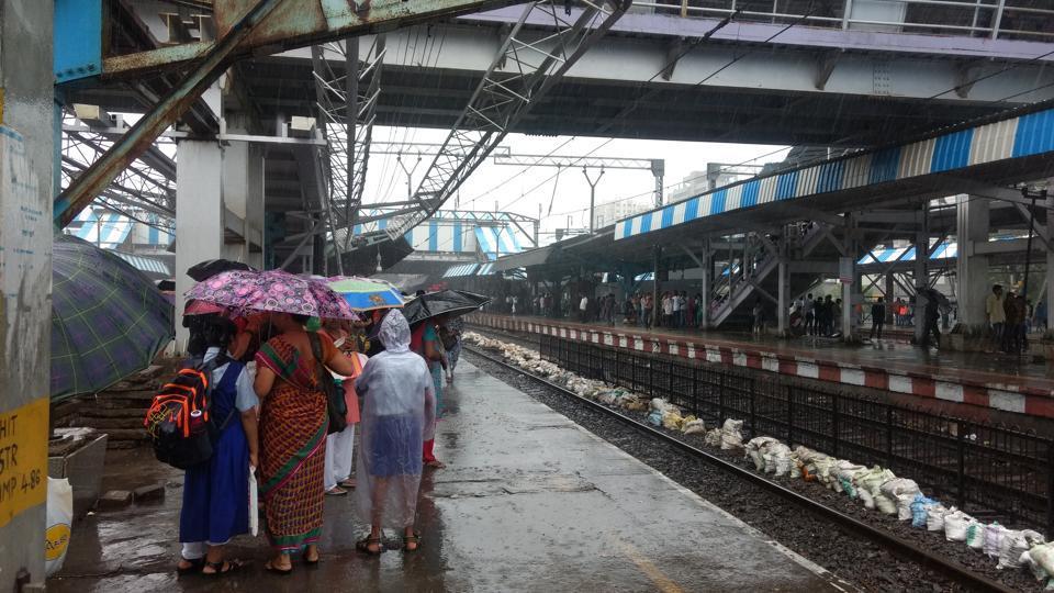 Mumbai city news,Mumbai rains,Mumbai trains