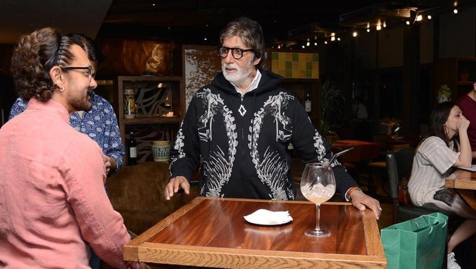 Thugs Of Hindostan,Aamir Khan,Amitabh Bachchan