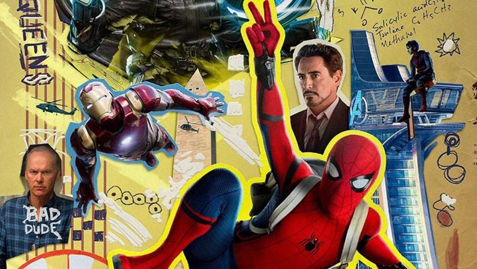 Spider-Man: Homecoming,Poster,Tom Holland