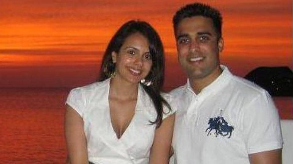 Sandeep and Reena Mander.