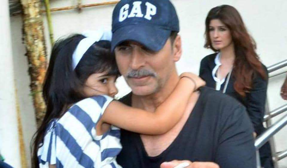 Akshay is currently in Barcelona, on his month-long vacation with his family.