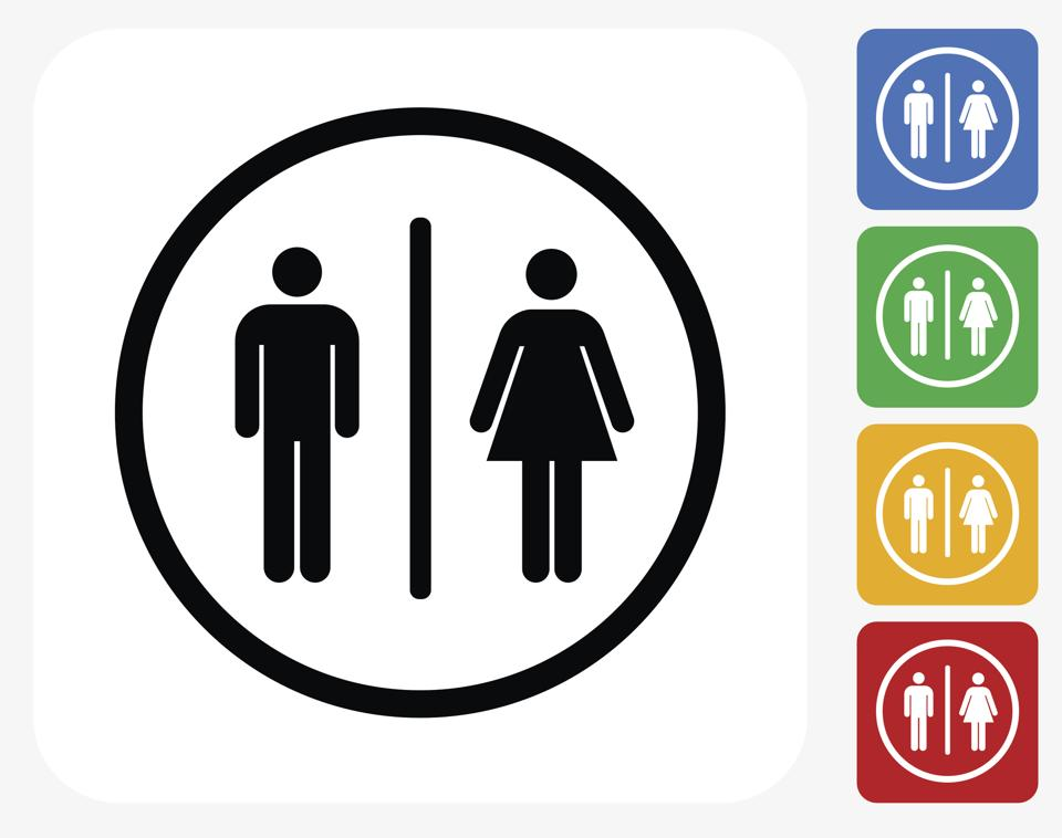 A US school district has paid three transgender graduates $20,000 each to settle their lawsuit challenging its restroom policy.