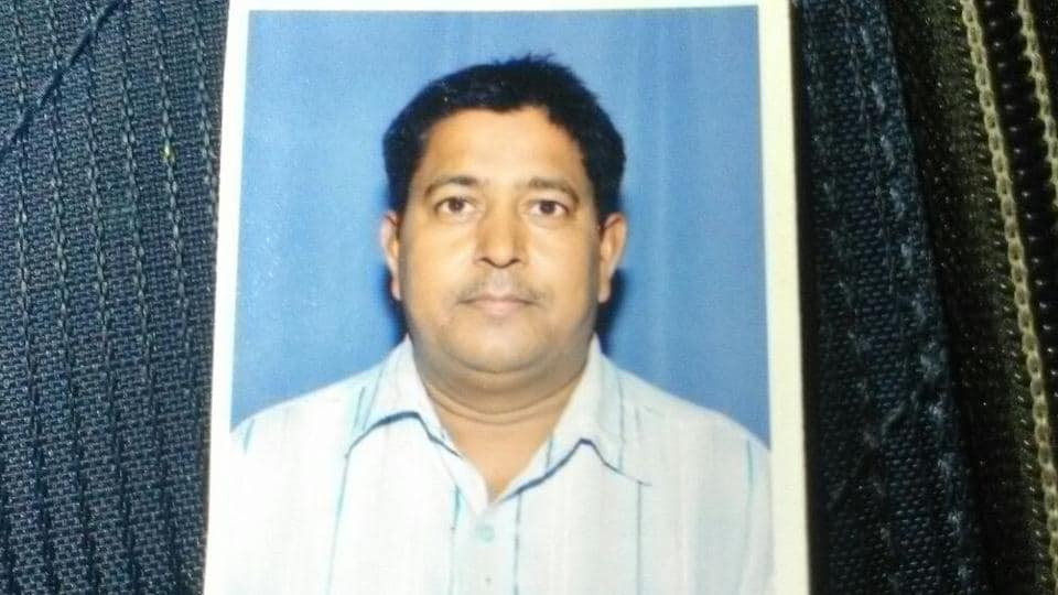 Baldev (in picture)was a grocery trader inDadri.