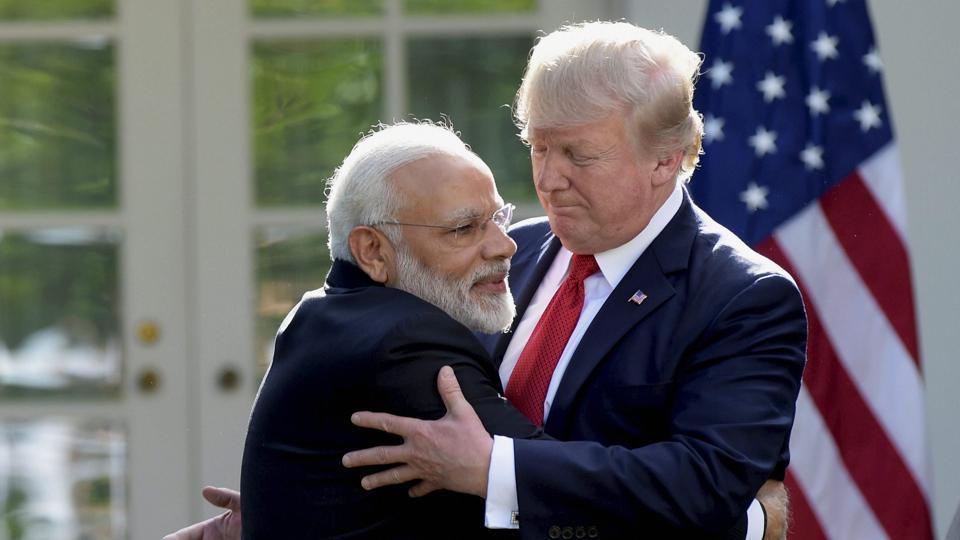 Narendra Modi,Donald Trump,drone sale