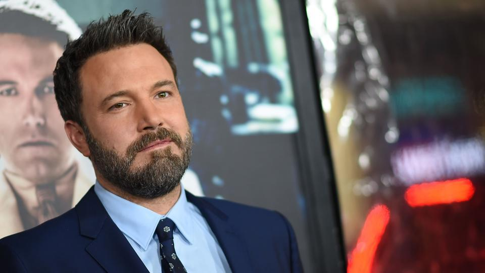 Ben Affleck as he arrives for the world premiere of Warner Bros. Live By Night.