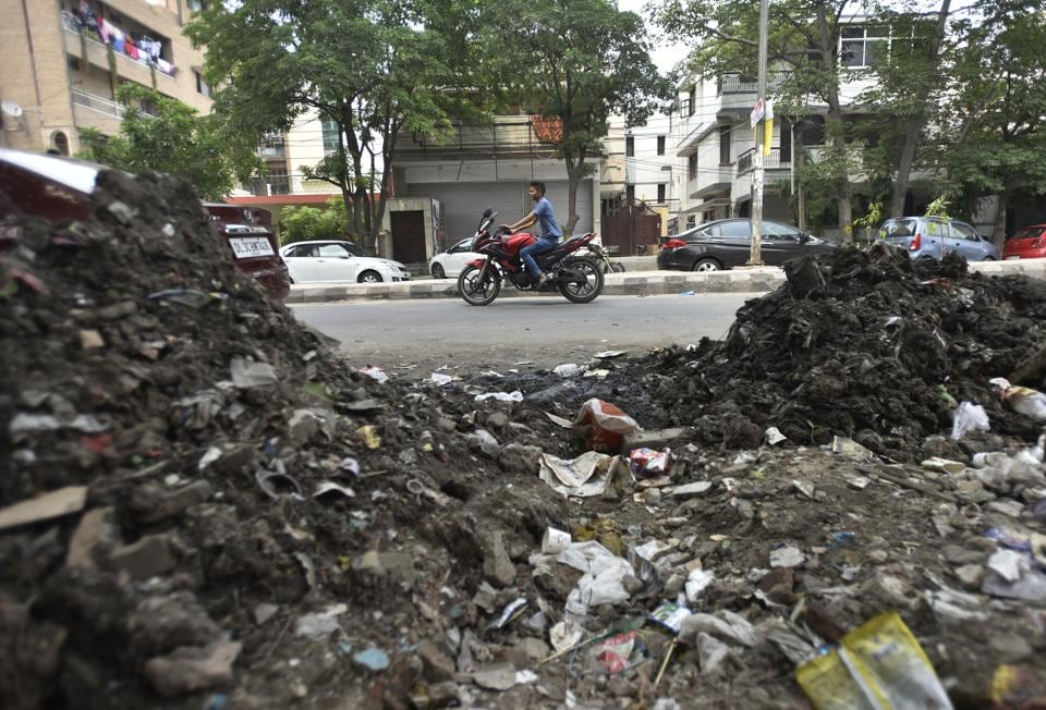 "The court noted that there was a ""huge manpower"" of cleaning staff — 15,000 in East MCD; 26,000 in North MCD and 23,000 South MCD — ""despite which Delhi was being smothered with garbage and sewage""."