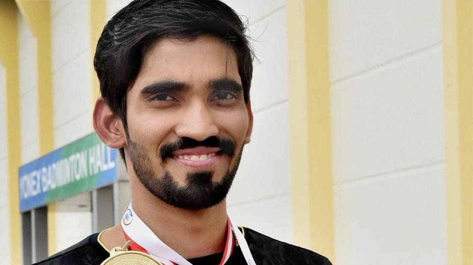Kidambi Srikanth is looking forward to sporting more gold after the BWF World Championship in August.