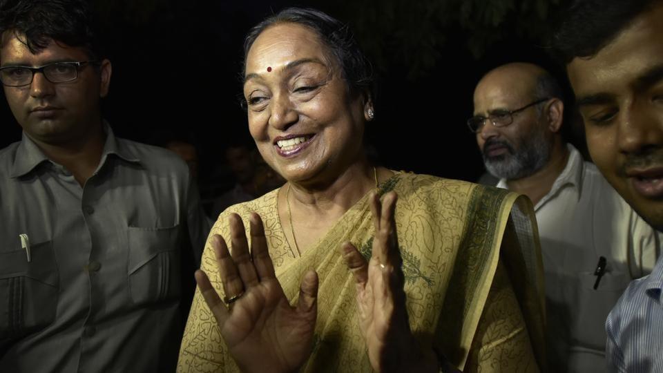 Meira Kumar,Twitter,Ram Nath Kovind
