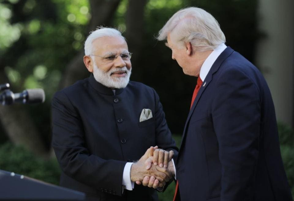 Trump to welcome India's prime minister to White House