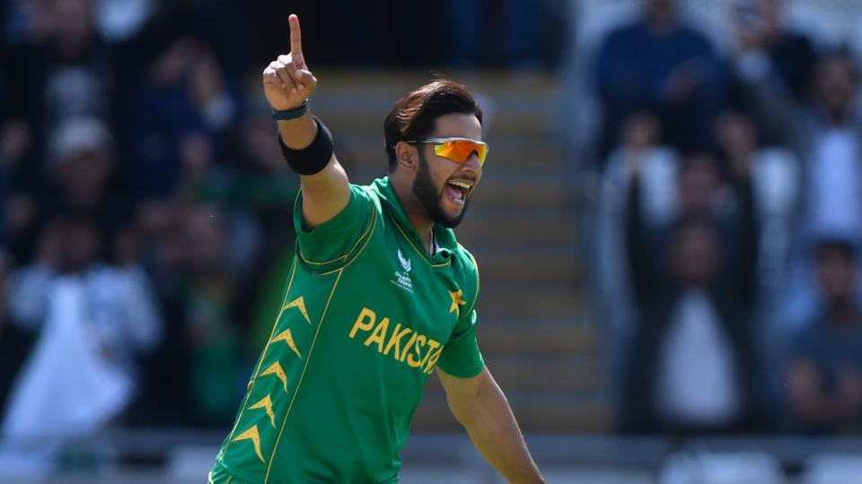 Imad Wasim, who has taken 23 wickets in 19 games, is the leading Twenty20 International bowler in the latest rankings released by the ICC.