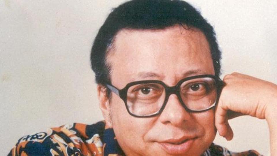 RD Burman was just nine-years-old when he composed his first song, 'Aye meri topi palat ke aa', for Funtoosh (1956).