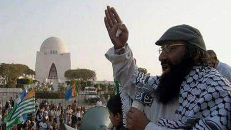 Syed Salahuddin is the head of the Kashmiri militant group Hizbul Mujahideen.