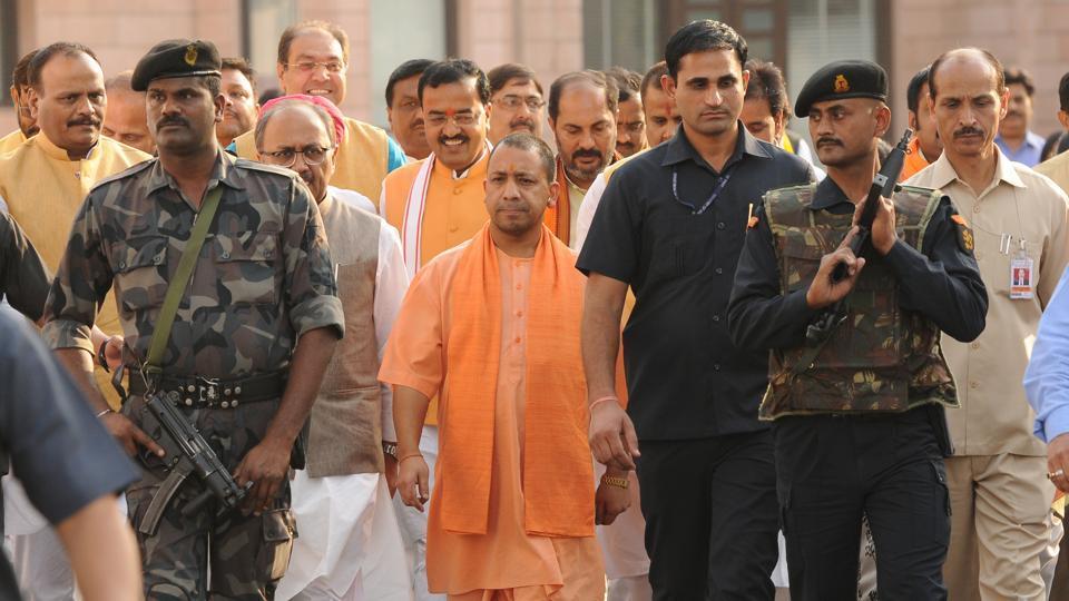Yogi Government at 100 days,Sankalp Patra 2017,Yogi Government