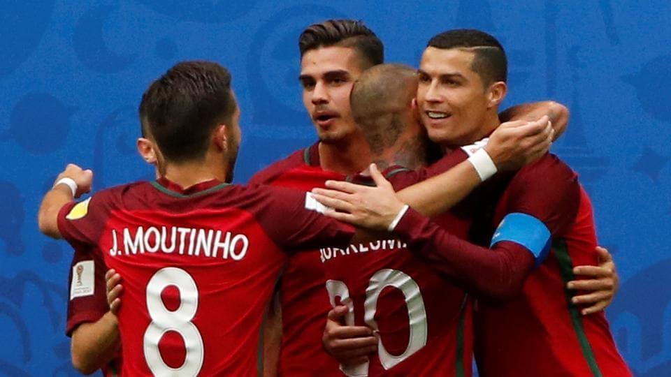 Confederations Cup 2017,FIFA Confederations Cup,Portugal vs Chile