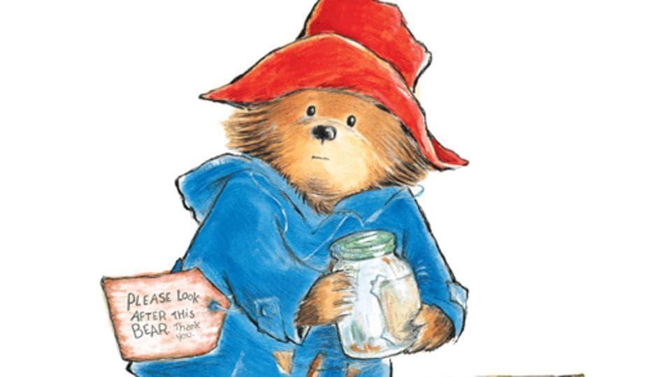 Paddington Bear,Michael Bond,Bear