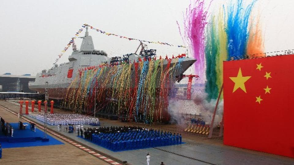China,Shanghai's Jiangnan Shipyard,Submarine defense systems
