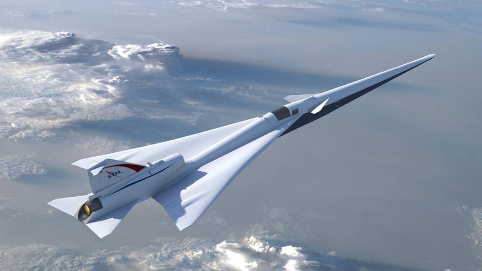 NASA,Quiet Supersonic Transport,Aircraft design
