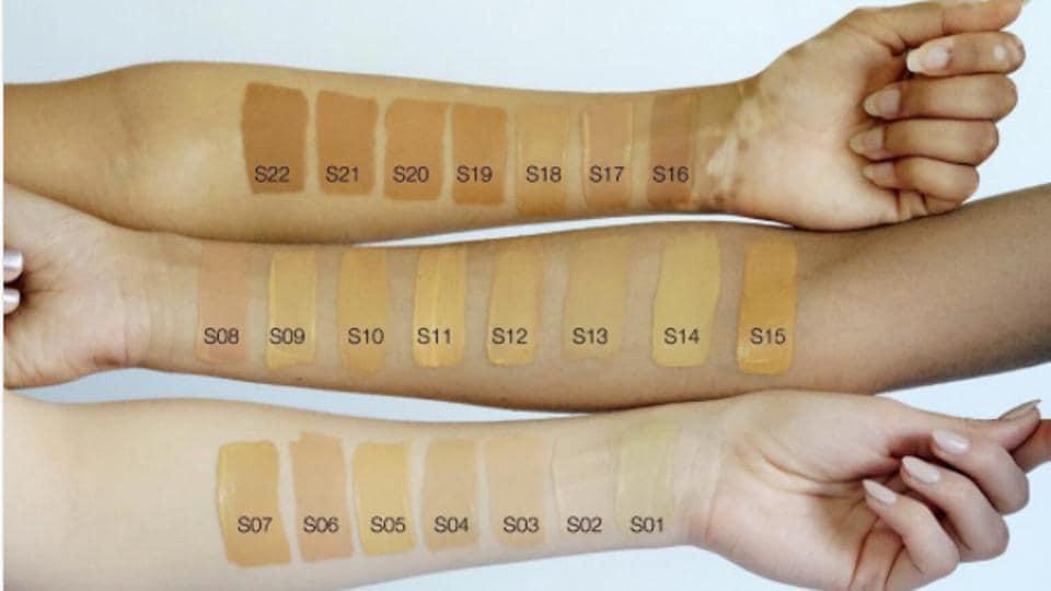 Make-up,Foundation,Skin tones