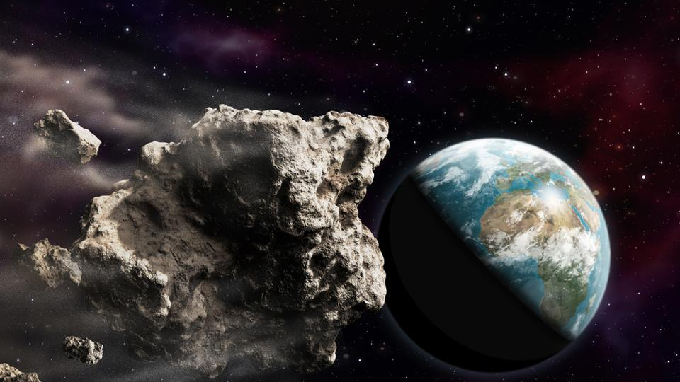 asteroid could hit earth sooner or later but there s little we can
