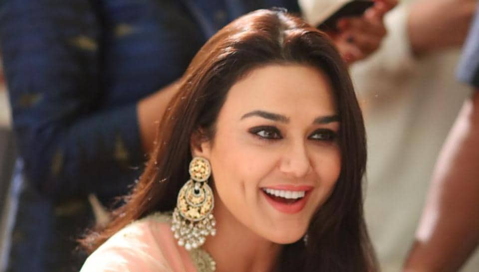 Preity Zinta,Bollywood,Women's safety