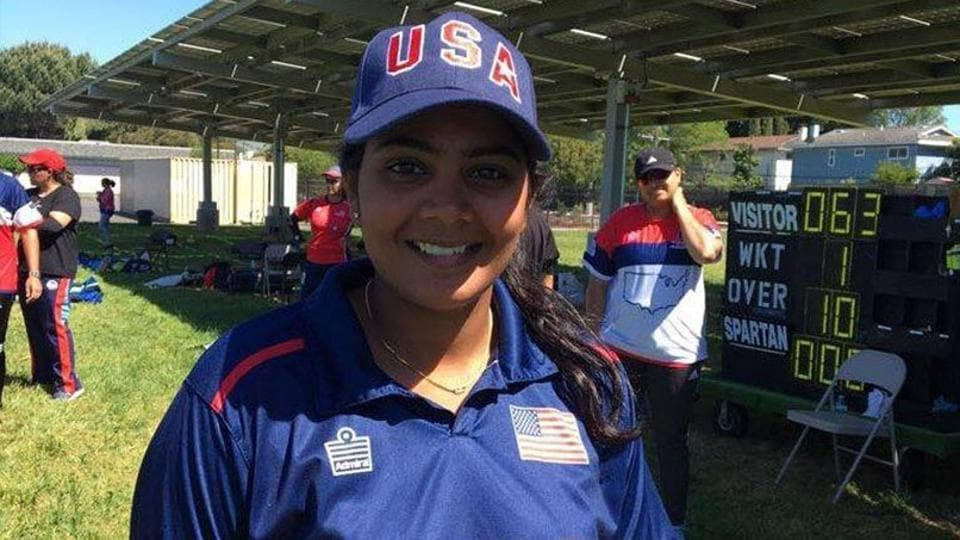 Sindhuja Reddy will be part of the USA women's cricket team for the World Twenty20 Qualifiers in Scotland in August.