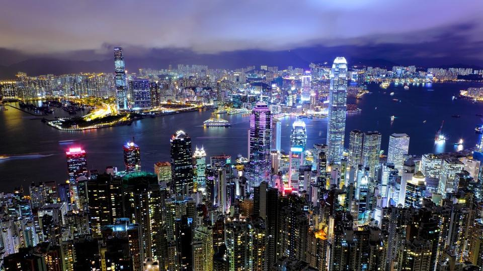 Hong Kong was part of the British Empire until 1997, when the lease on the New Territories expired and the entire city was handed back to China.