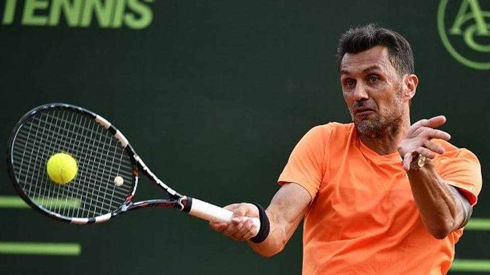 Paolo Maldini,Stefano Landonio,Tennis