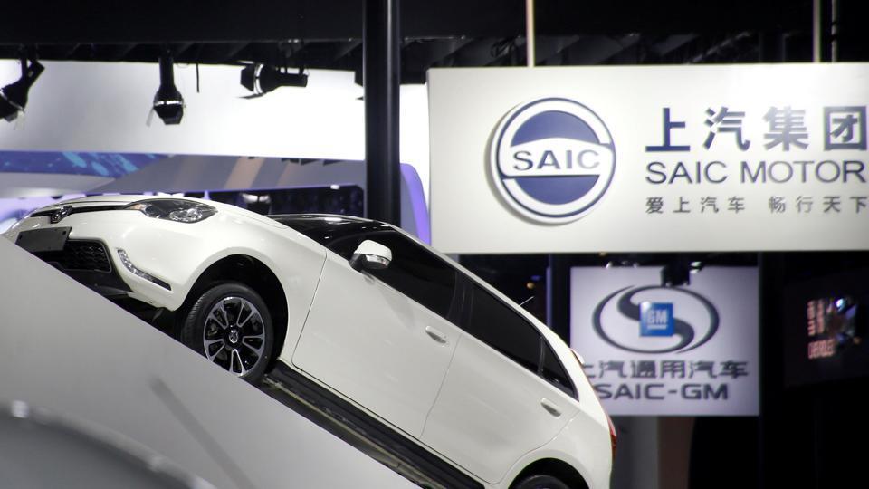 SAIC,Shanghai Automotive Industry Corporation,SAIC in India