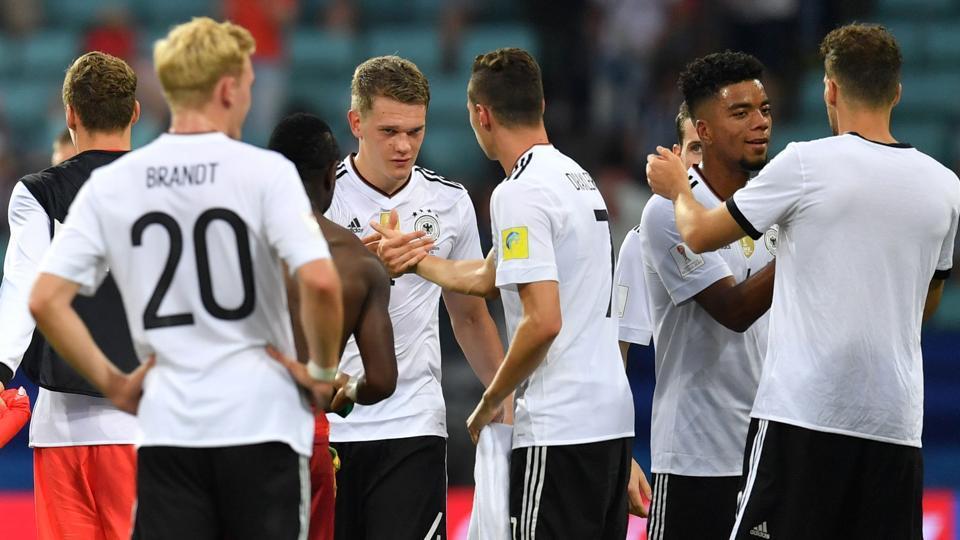 Confederations Cup 2017,FIFA Confederations Cup,Germany national football team
