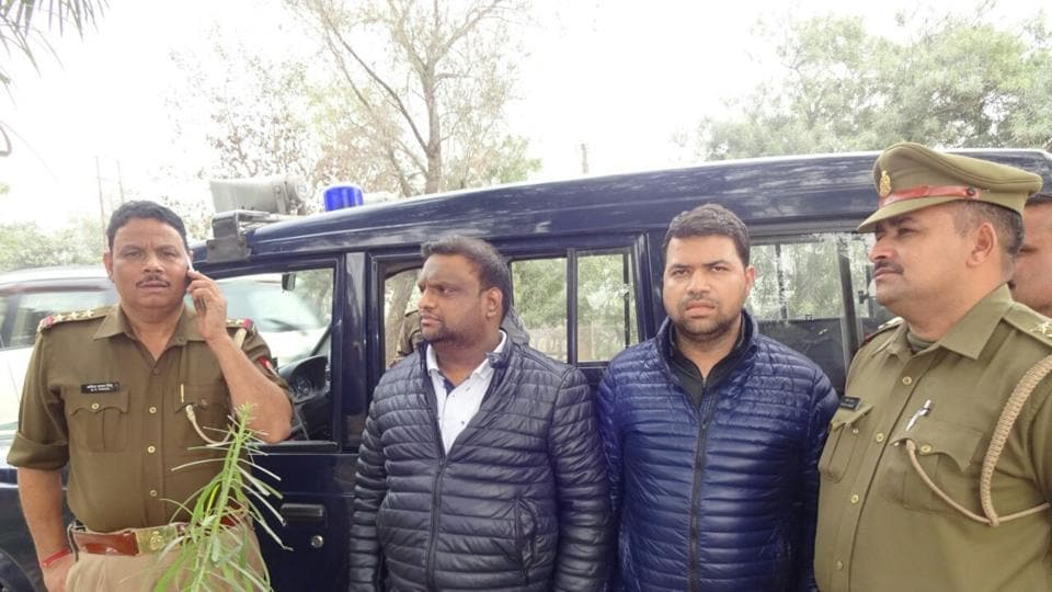 The company's directors Anurag Garg and Sandesh Verma were arrested in February after a case was filed at a police station in Noida.