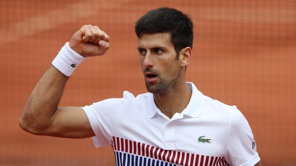 Novak Djokovic is a three-time Wimbledon champion.