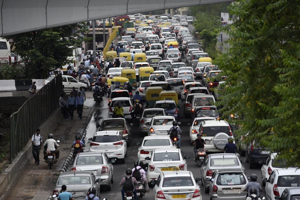 After torrential rain, New Delhi is waterlogged and choked with traffic. One way to work towards solving urban problems is ensuring more representatives from these areas
