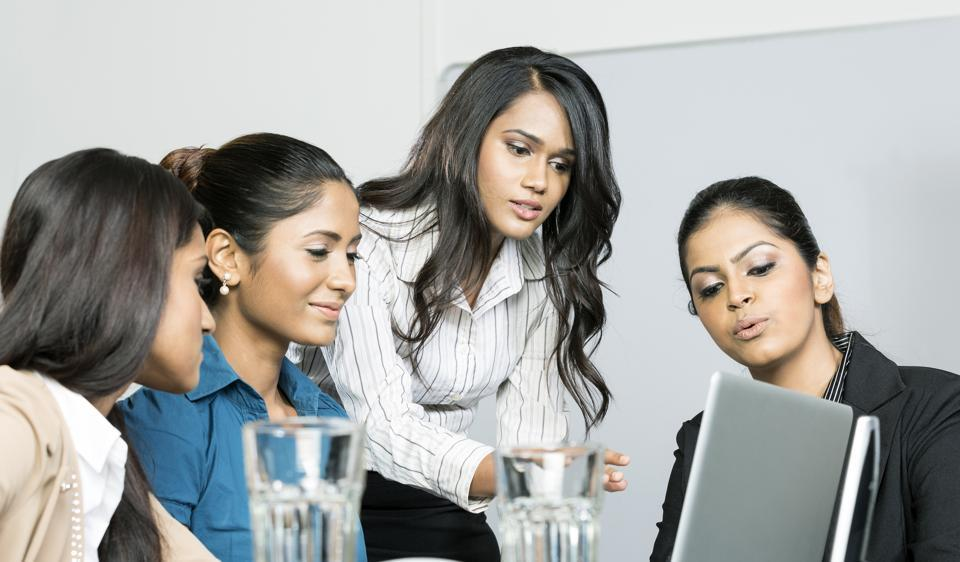 Opportunities for female entrepreneurs to establish themselves can be thin on the ground, but hard work and perseverance can help them get there.