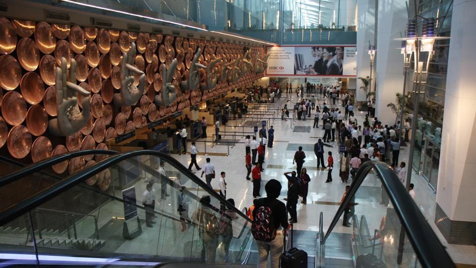 The Italian woman was abducted after she arrived at Delhi's IGI airport.