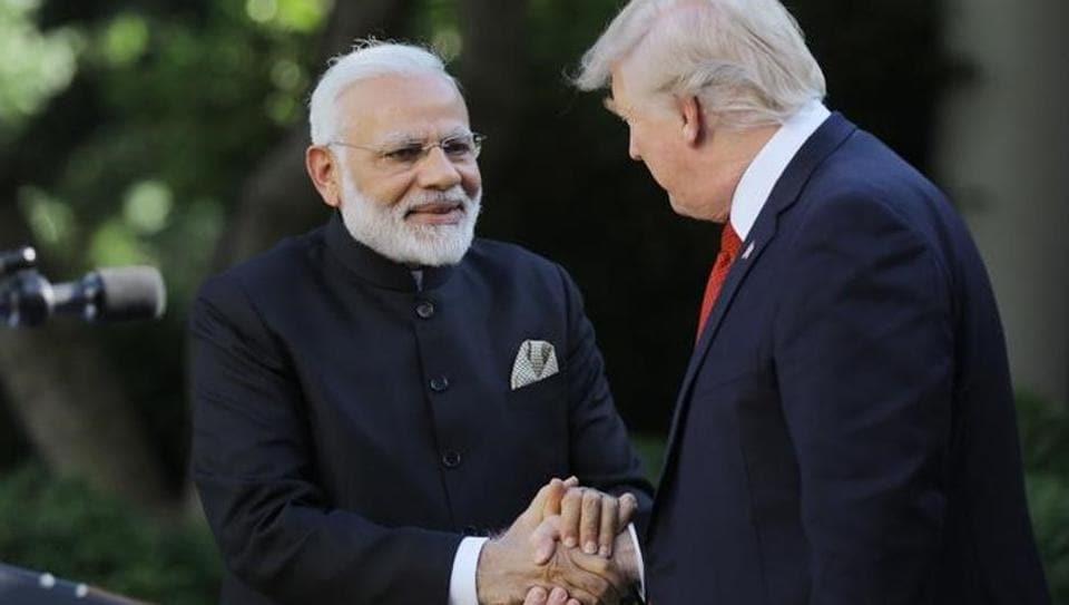 Narendra Modi,Donald Trump,India-US ties