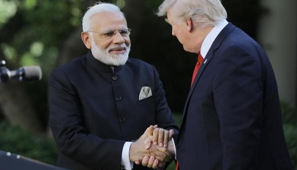Narendra Modi,Donald Trump,China
