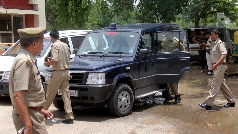 Representative Image | Policemen have been deployed in the village to maintain law and order.