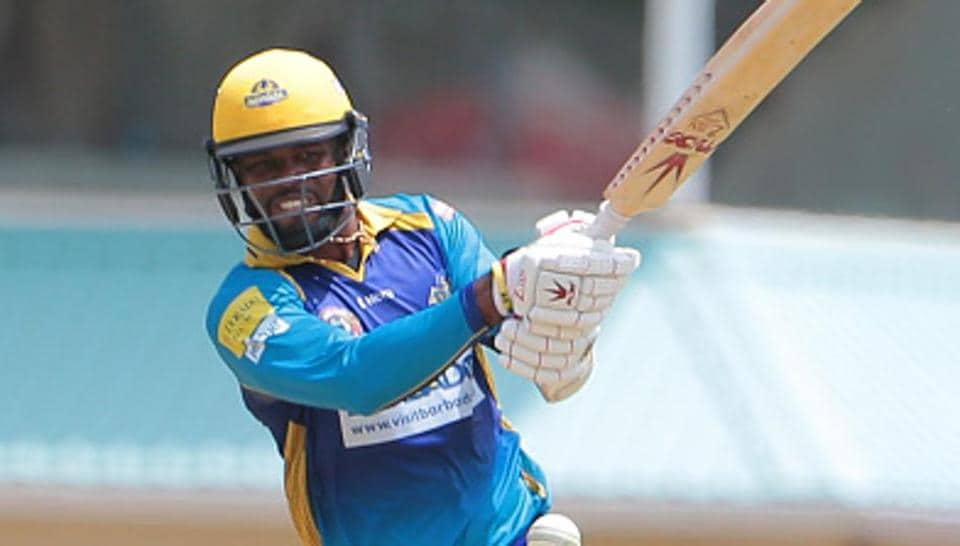 Kyle Hope opened for the Windies on their last 'A' team one-day tour to Sri Lanka.